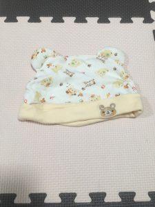 赤ちゃん用の帽子の写真