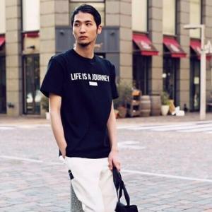 米倉強太のモデル時代の写真