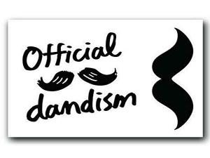 Official髭ダンディズムのシンボルマーク