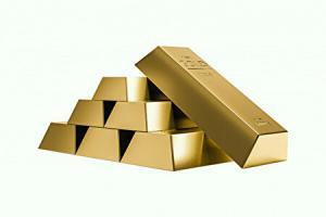 IMFが消費性15%を提案した際のゴールドバーのイメージ画像
