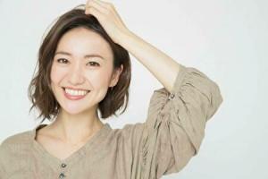 大島優子の笑顔