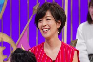 中野美奈子の笑顔
