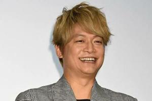 香取慎吾の笑顔
