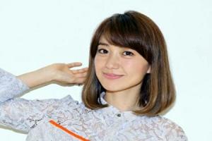 大島優子の微笑み