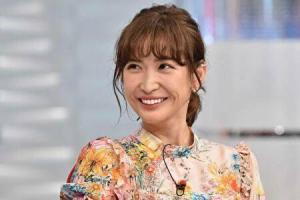 紗栄子が番組に出た様子