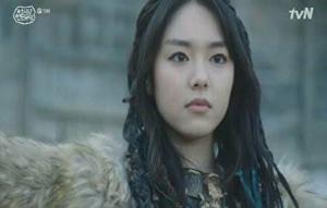 唐田えりかが韓国ドラマに出演しているところ