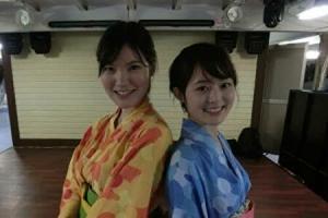 浅野里香アナの女子大生時代