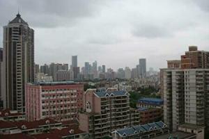 中国武漢の街並み