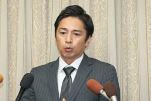 徳井義実が脱税でインタビューに答えているところ