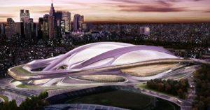 新国立競技場のザハ案