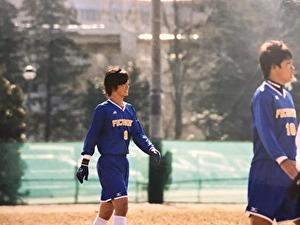 ぺこぱシュウペイのサッカー部時代