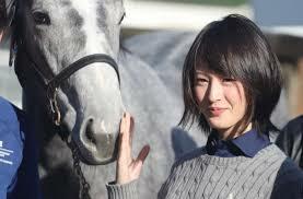 藤田菜七子騎手の笑顔