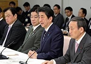 安倍総理の2020年3月初旬の姿