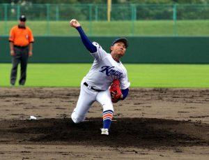 伊藤大海の投球