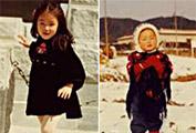 チェ・ジウの幼少期